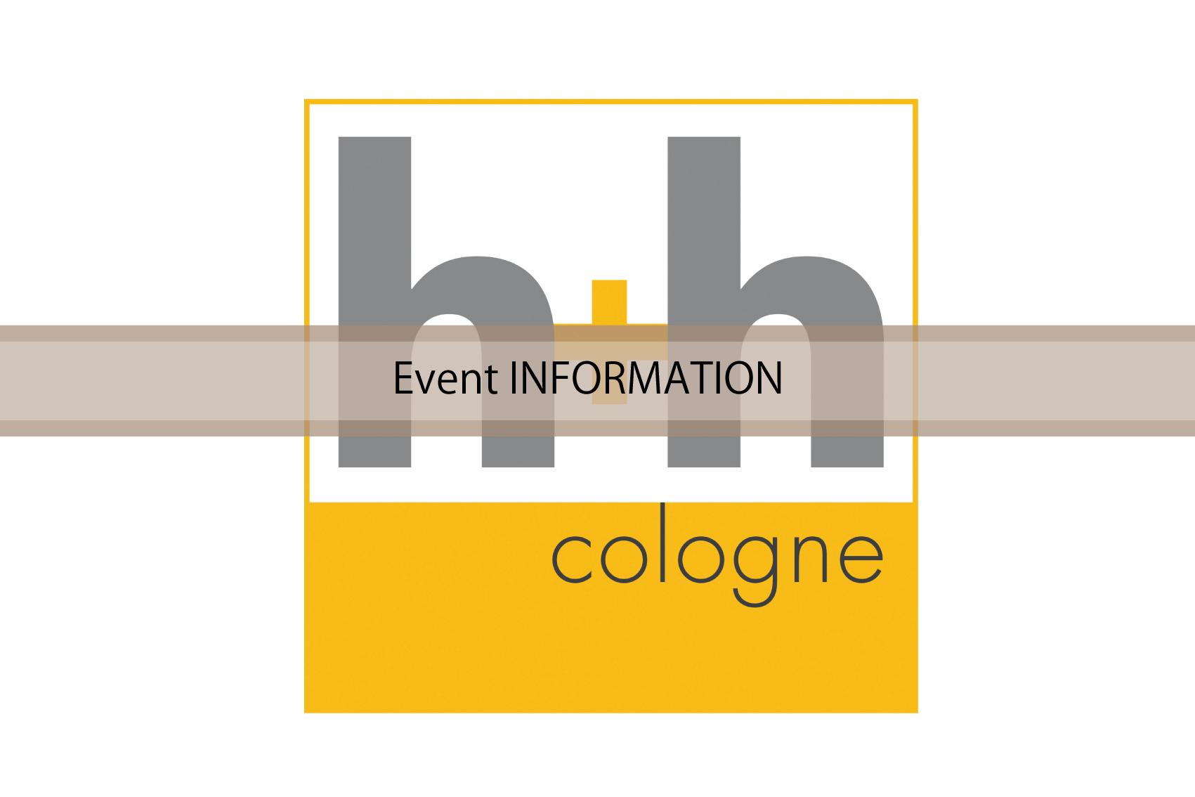 オルガン針株式会社が運営するミシンユーザーのための情報発信型通販サイトArt Stitch Room Powered by ORGAN NEEDLE CO.,LTD.(アートステッチルーム)|【イベント】h+h Cologneに出展します!